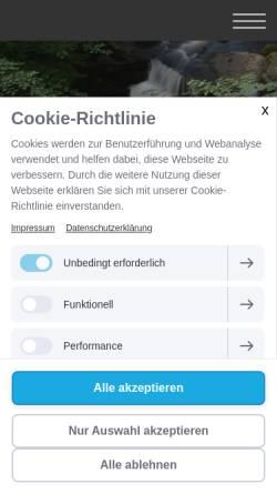 Vorschau der mobilen Webseite www.lemmerhome.com, Lemmerhome