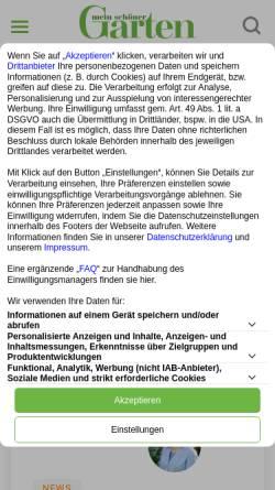 Mein Schöner Garten Zeitungen Und Zeitschriften Online Magazine