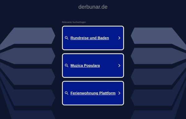 Vorschau von www.derbunar.de, Foto & Musik Blog