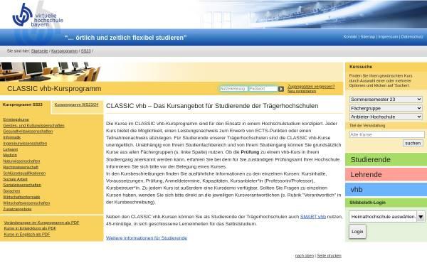 Vorschau von www.lerne-statistik.de, Virtuelle Hochschule Bayern - Grundkurs Statistik