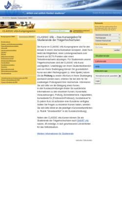 Vorschau der mobilen Webseite www.lerne-statistik.de, Virtuelle Hochschule Bayern - Grundkurs Statistik