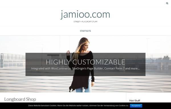 Vorschau von jamioo.com, Jamioo.com