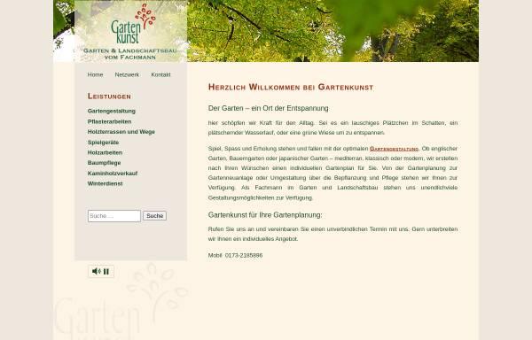 Vorschau von www.gartenkunst-korte.de, Gartenkunst Korte, Kai Korte