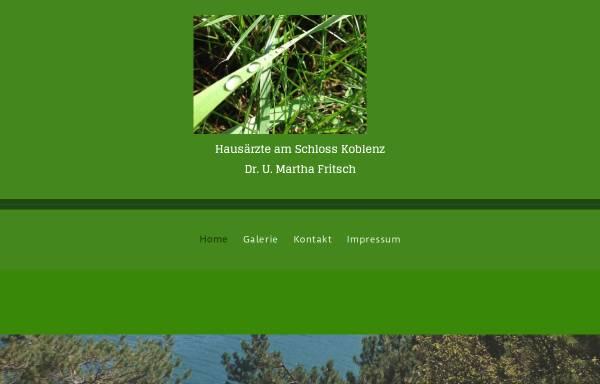 Vorschau von www.hausärzteamschlosskoblenz.de, Helling, Dr. med. Dieter