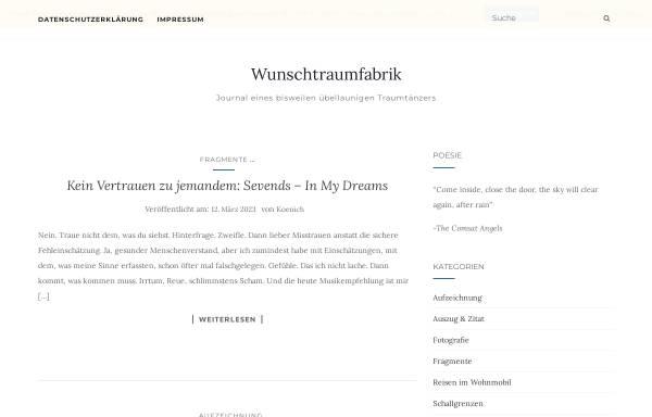 Vorschau von www.schallgrenzen.de, Schallgrenzen