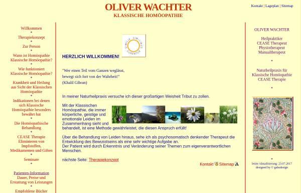 Vorschau von www.xn--homopathie-osteopathie-bodensee-8cd.de, Oliver Wachter