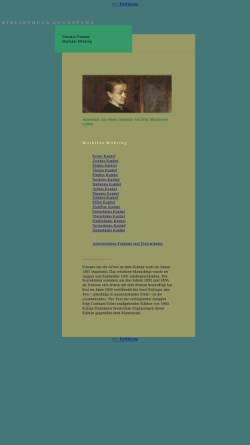 Vorschau der mobilen Webseite www.hs-augsburg.de, Mathilde Möhring