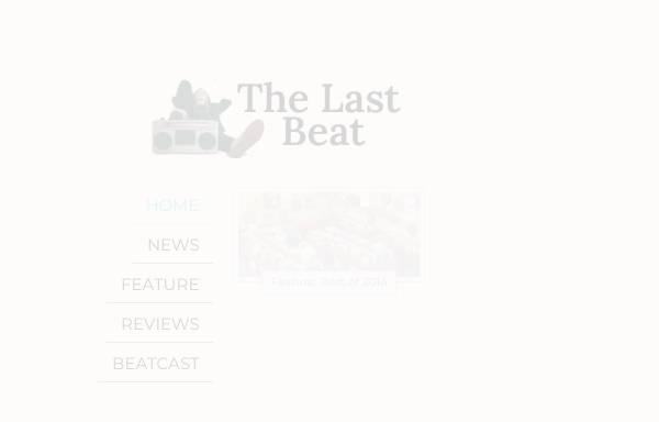 Vorschau von www.thelastbeat.com, TheLastBeat