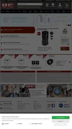 Vorschau der mobilen Webseite www.digitfoto.de, Distriphot GmbH