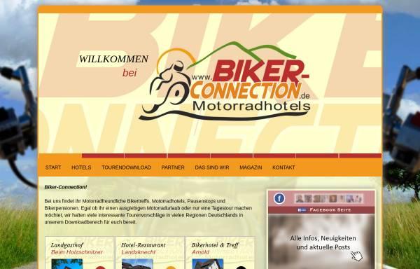 Vorschau von www.biker-connection.de, biker-connection.de
