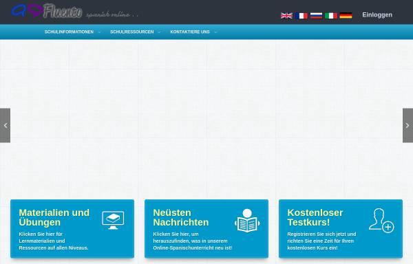 Vorschau von www.fluento.com, Fluento Limited
