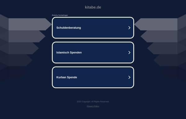 Vorschau von www.kitabe.de, KiTaBe Farbenbogen