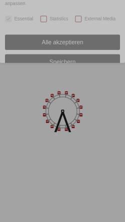 Vorschau der mobilen Webseite www.wienerriesenrad.com, Wiener Riesenrad