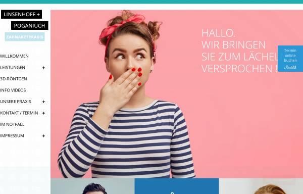 Vorschau von www.maulartisten.de, Linsenhoff und Poganiuch - Maulartisten