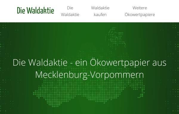 Vorschau von www.waldaktie.de, Waldaktie
