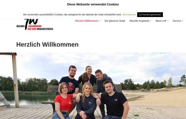 Vorschau von www.jw-braunschweig.de, Jugendwerk der AWO