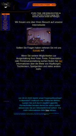 Vorschau der mobilen Webseite www.studio-team.de, Studio-Team