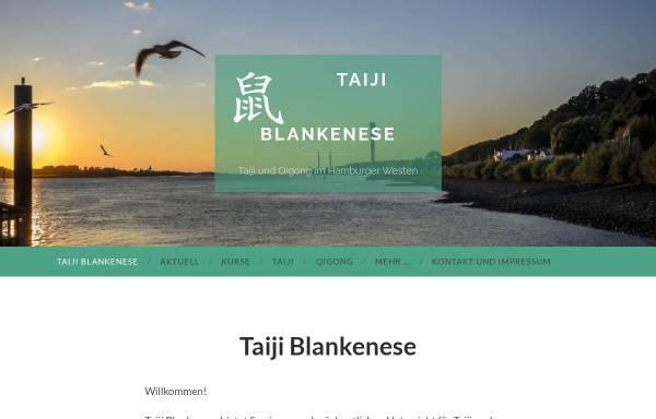 Vorschau von www.taiji-blankenese.de, Taiji und Qigong mit Carl-Matthias Koch