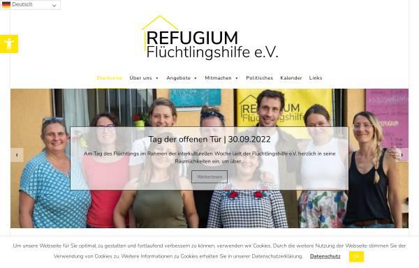 Vorschau von www.refugium-braunschweig.de, Refugium - Flüchtlingshilfe e. V.
