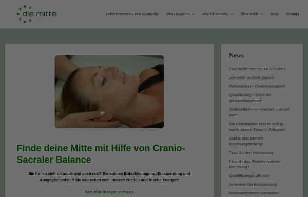 Vorschau von www.die-mitte.at, Die Mitte
