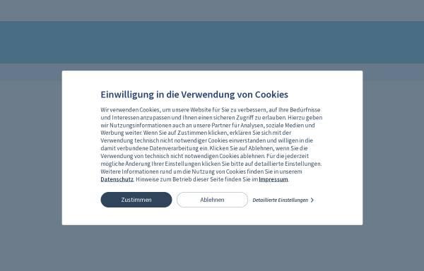 Vorschau von tuicruises.com, TUI CRUISES GmbH