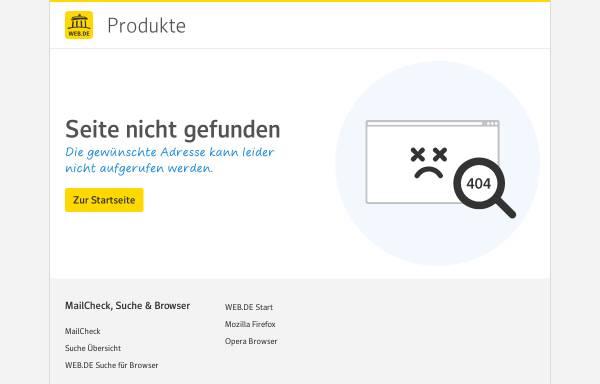 Vorschau von www.energieberatung-decker.de, Decker, Meinolf
