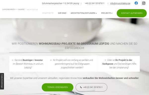 Vorschau Von Www.lm Architektur.de, Langheinrich + Manke ...