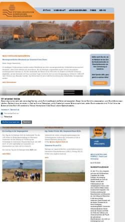 Vorschau der mobilen Webseite www.archaeologie-stiftung.de, Stiftung zur Förderung der Archäologie im rheinischen Braunkohlenrevier