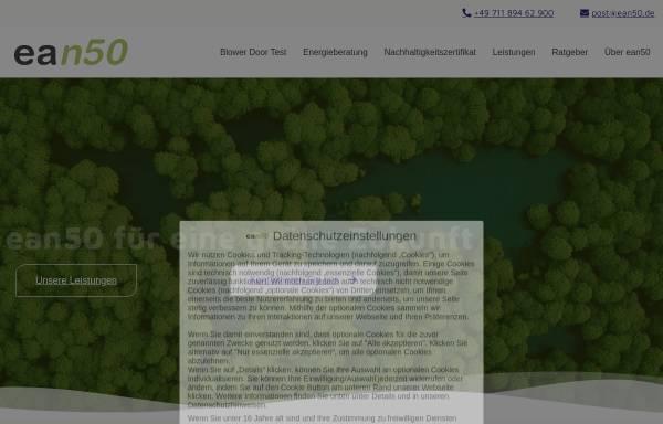 Vorschau von www.ean50.de, Ean50 GmbH
