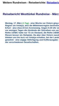 Vorschau der mobilen Webseite www.mauersberger-haarhausen.de, Rundreise Türkei 2008 [Susanne & Andreas Mauersberger]