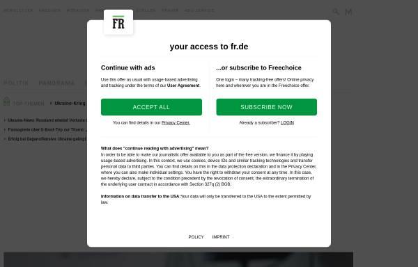 Vorschau von www.fr-online.de, Der Frankfurter Auschwitz-Prozess / DDR-Tribunal gegen I.G. Farben