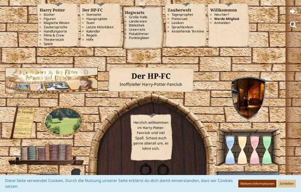 Vorschau von www.hp-fc.de, HP-FC - Der Harry-Potter-Fanclub
