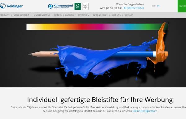 Vorschau von www.reidinger.de, Reidinger GmbH