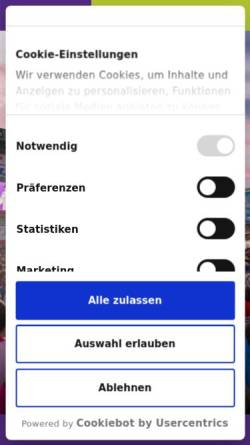 Vorschau der mobilen Webseite www.karlsruhe-erleben.de, Karlsruhe entdecken