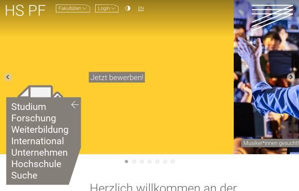 Vorschau von www.hs-pforzheim.de, Schmucktechnologisches Institut