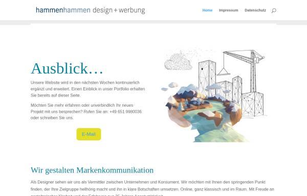 Vorschau von www.h2com.de, hammen und hammen communication
