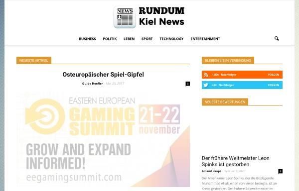 Vorschau von www.rundumkiel.de, Rundumkiel