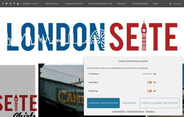Vorschau von www.londonseite.de, Londonseite