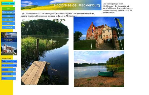 Vorschau von mecklenburg.photoreise.de, Photoreise.de