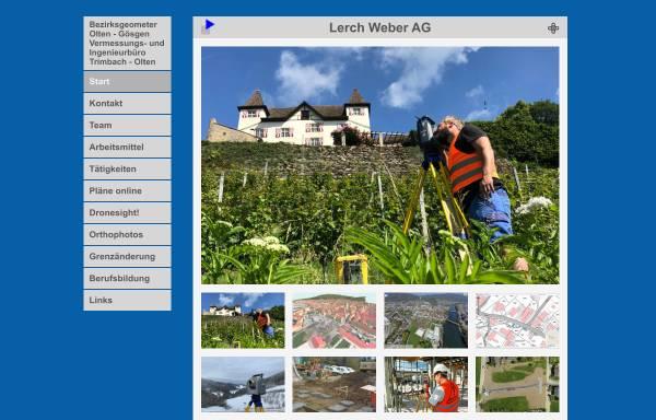 Vorschau von www.lerch-weber.ch, Lerch Weber AG
