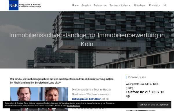 Immobiliengutachter Köln neugebauer binder kirchner immobiliensachverständige in 9