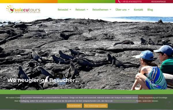 Vorschau von www.solecu.de, Solecu