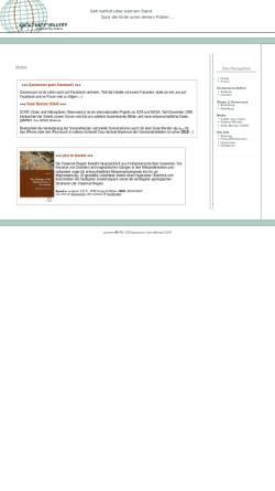 Vorschau der mobilen Webseite www.geoversum.de, Geoversum