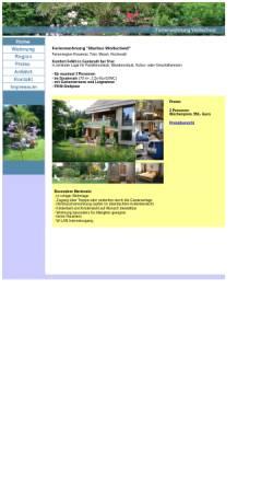 Vorschau der mobilen Webseite ferienwohnung-wollscheid.de, Ferienwohnung Wollscheid