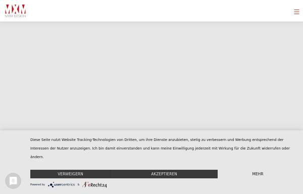 Vorschau von www.mxmdesign.de, MXM Design GmbH