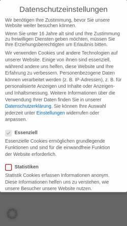 Vorschau der mobilen Webseite www.mxmdesign.de, MXM Design GmbH