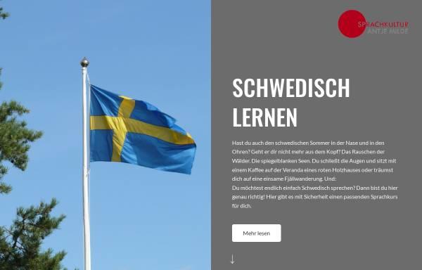 Vorschau von www.antje-milde-sprachkultur.de, Antje Milde Sprachkultur