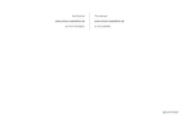Vorschau von www.reisen.realedition.de, Zwischen Karibik und Pazifik [Fritz, Detlef]