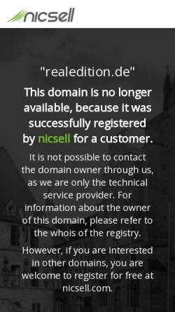 Vorschau der mobilen Webseite www.reisen.realedition.de, Zwischen Karibik und Pazifik [Fritz, Detlef]