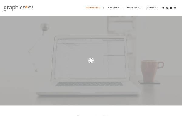 Vorschau von www.graphics4web.de, Dorothee und Jens Bächle - graphics4web